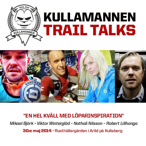Kullamannen Trail Talks 2014