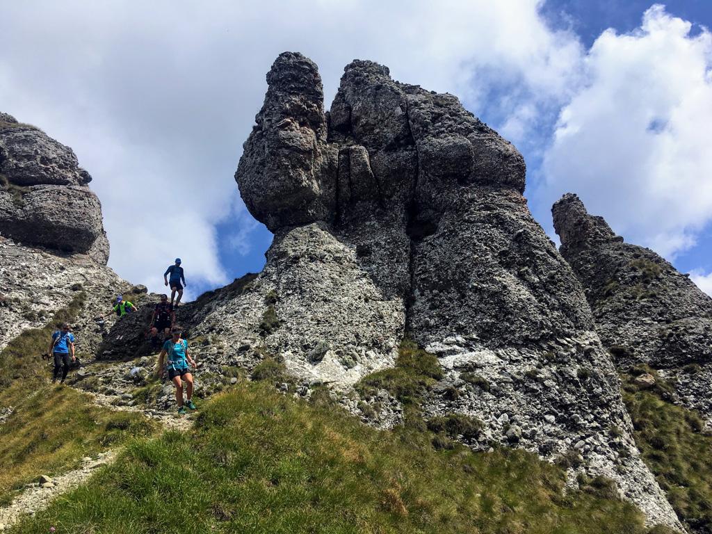 Swinx style running transylvania