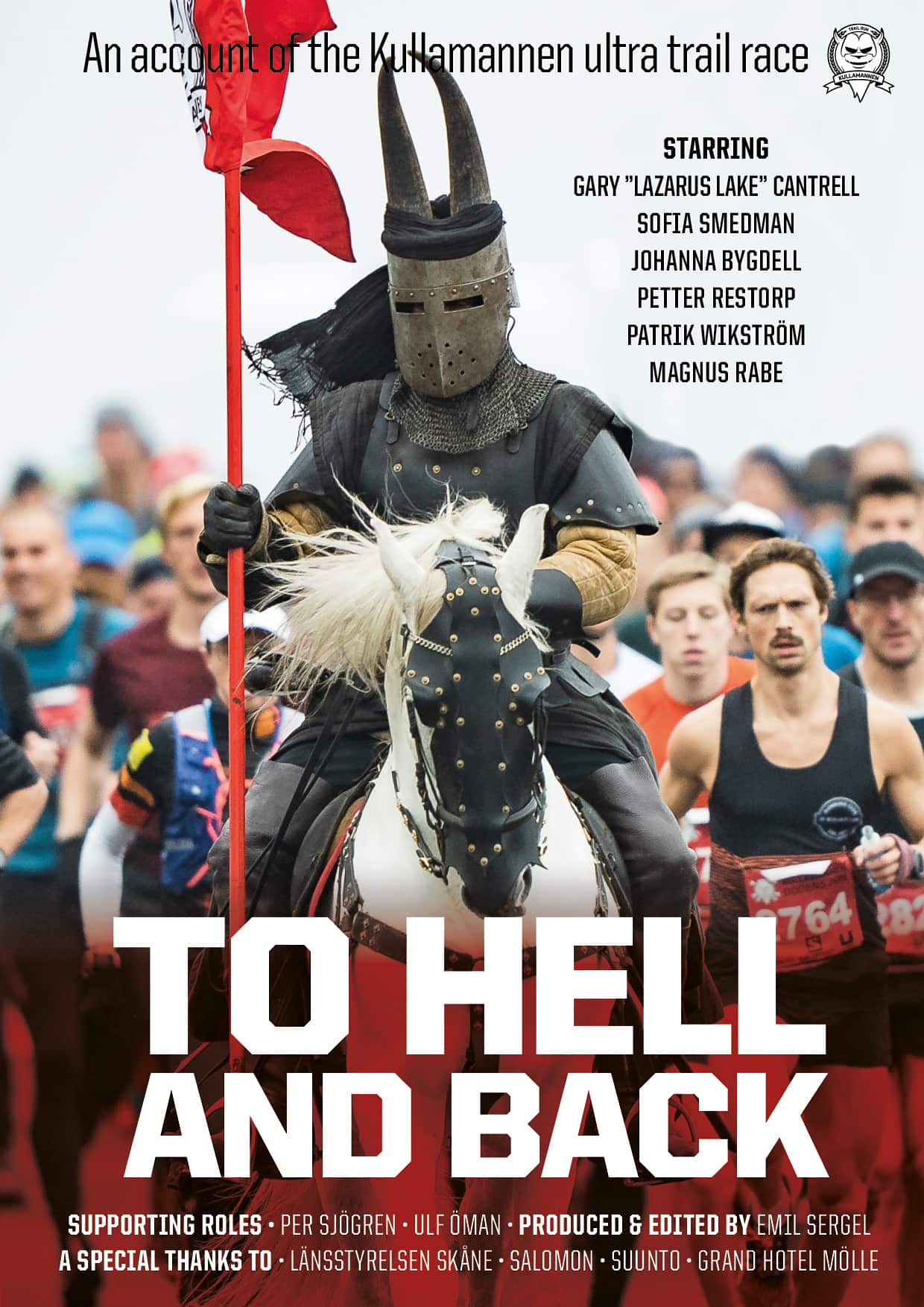 To hell and back – kullamannen 100 miles 2019 the movie