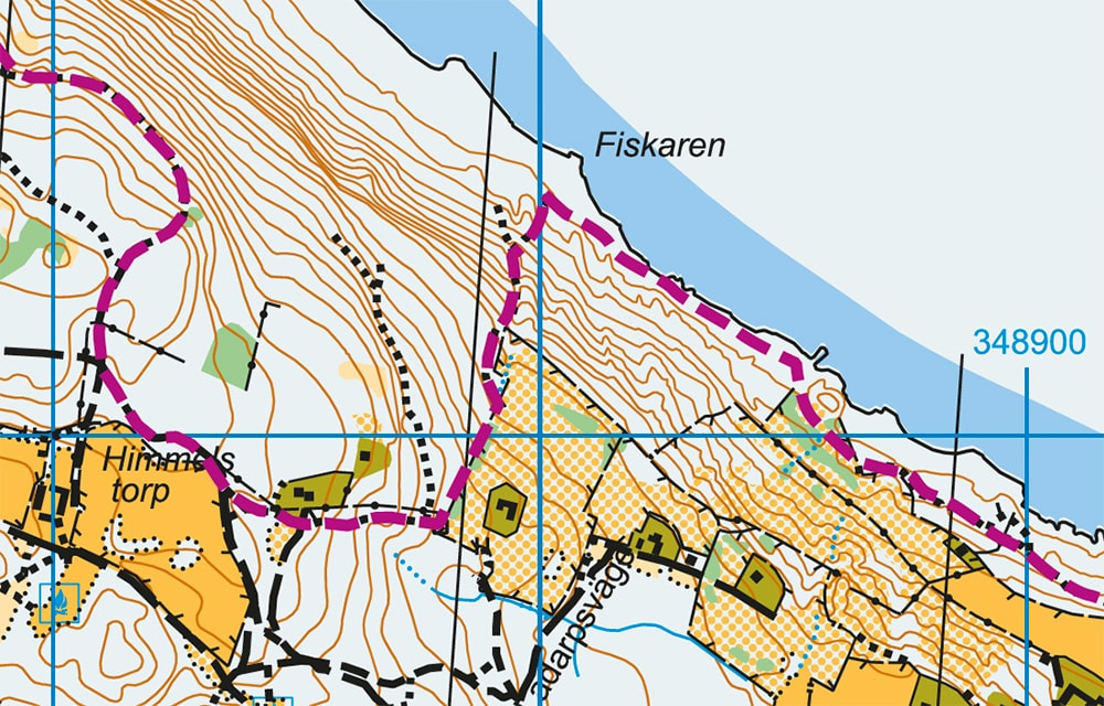 Fiskaren Kullaberg Golden Trail