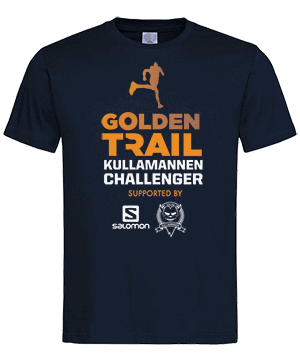 T-shirt Golden Trail Series Kullamanen Segment
