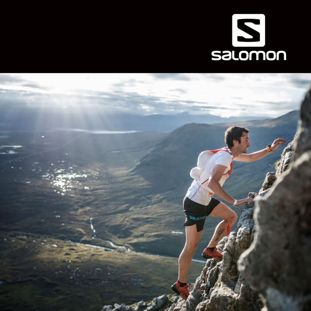 Salomon is a Kullamannen Trail Partner