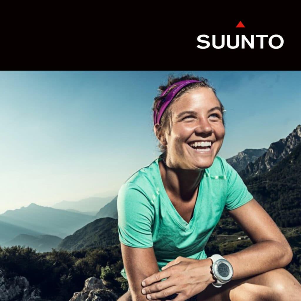 Suunto is a Kullamannen Trail Partner