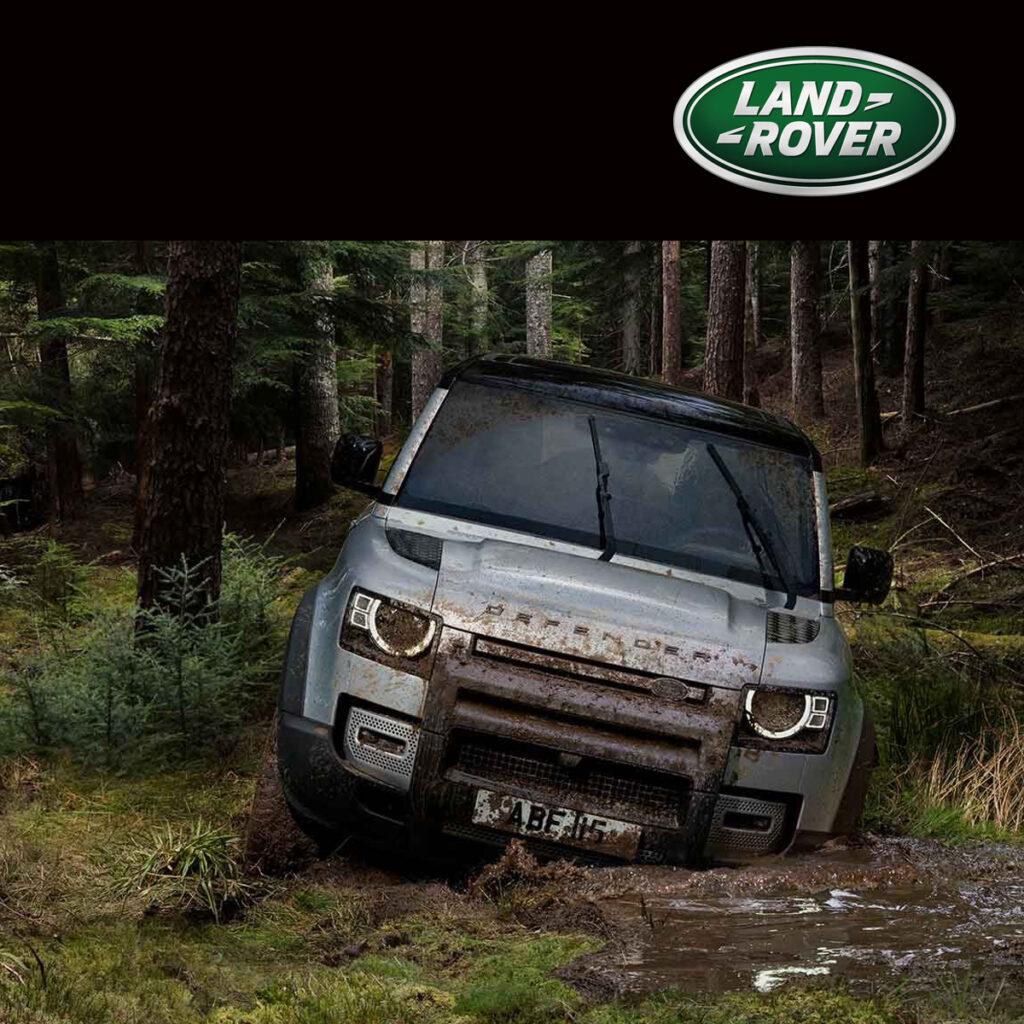 Land Rover is a Kullamannen partner