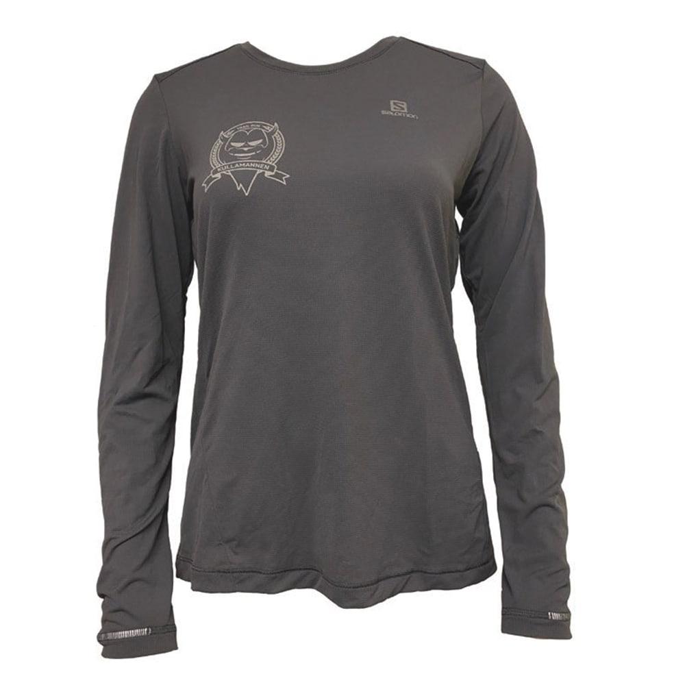 Kullamannen Salomon Functional shirt grey ladies